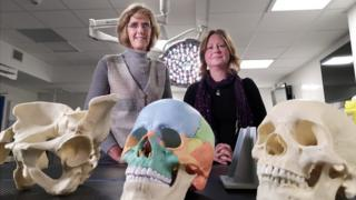 science Prof Tracey Wilkinson/Dr Diana Swales