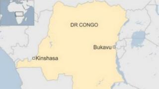 DR Congo waxaa horey uga dhacay dibad baxyo ay dad badan ku dhinteen