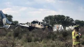 Plane wey crash