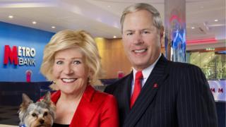 Vernon and wife Shirley