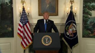 ترامپ؛ یا با ایران تجارت کنید یا با آمریکا معامله