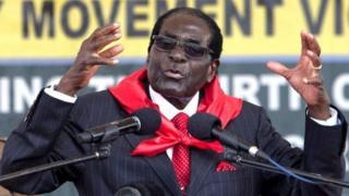 Perezida Mugabe
