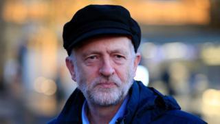 Jeremy Corbyn in January 2016