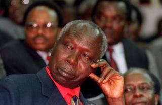 Daniel Arap Moi ayaa xilka hayay intii u dhaxaysay 1979 illaa 2002-dii