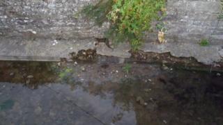 Milton-under-Wychwood sewage