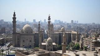 مسجدا السلطان حسن والرفاعي