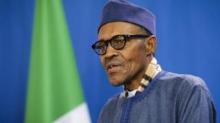 Muhammadu Buhari na Najeriya
