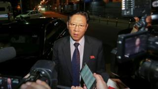 朝鮮駐馬來西亞大使姜哲