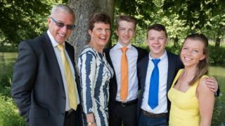 Huyton family