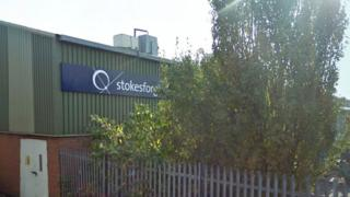 Stokes Forgings in Brierley Hill