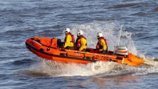 Redcar lifeboat