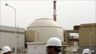 Warshadda nukliyeer Bushahr ee Iran