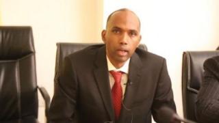Ra'isal wasaaraha Somalia Xasan Cali Kheyre