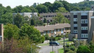 Townhill Park estate