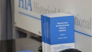 The Historical Institutional Inquiry report