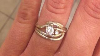 Stolen ring