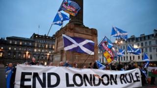 蘇格蘭公投