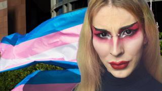 Lucia Blayke, Trans Pride organiser