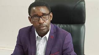 Umushikirizamanza mukuru wa republika mu Burundi Sylvestre Nyandwi