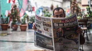 তুরস্ক এবং নেদারল্যান্ডস -- বিবাদ নিয়ে দুটি দেশের সংবাদমাধ্যমই সরগরম