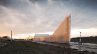 New archive centre, Nucleus