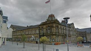 Pendle Borough Council offices