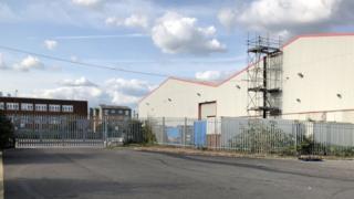 Splott Warehouse
