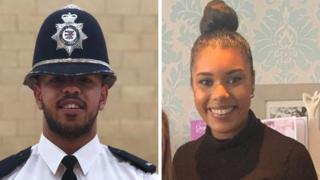 Black and in the police: 'I've been called a traitor'