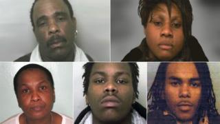 Five guilty in assisting Bristol killer Luchiano Barnes ...