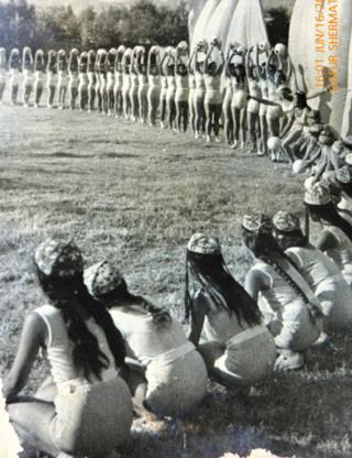Сталинабад (Душанбе), май 1939 года