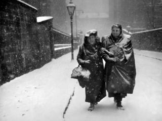 Garnet Street in 1952.