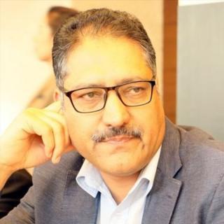 Shujaat Bukhari