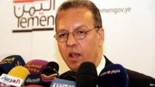 L'émissaire onusien Jamal Benomar