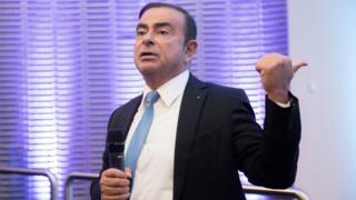 """القبض على رئيس """"نيسان"""" بتهمة الفساد المالي"""