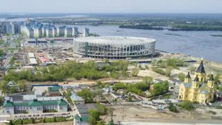 Nijniy Novgorod shahridagi stadionda 2018 yilgi Jahon Kubogi musobaqalari oʻtkaziladi