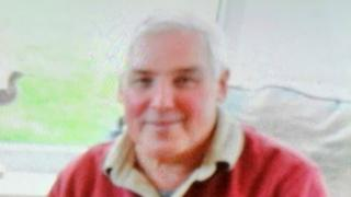 Brian Griffiths died after being hit by an orange Fiat Panda