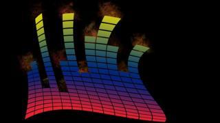Sonido en digital explotando