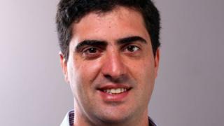 رجل الأعمال ماتياس فيرنانديز مور، المدير التنفيذي لشركة فاكافالينتي الأرجنتينية
