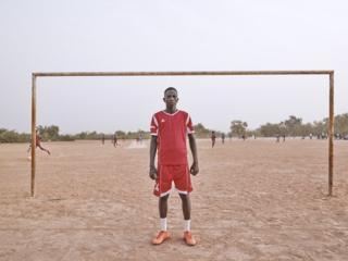 Mbaye Ndong, Footballeur