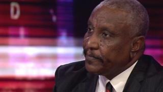 Yasir Aman était à la tête du groupe rebelle SPLM-N