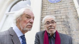 The Galton and Simpson writing duo
