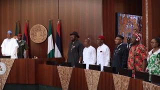 President Buhari dey meet Governors for Aso Rock on November 1, 2016