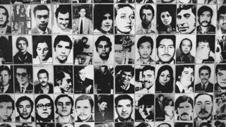 Desaparecidos durante el régimen militar en Chile