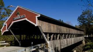 New Hampshire bridge
