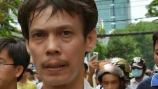 Nhà báo tự do Phạm Chí Dũng là trường hợp nhà báo bị bắt mới nhất tại Việt Nam