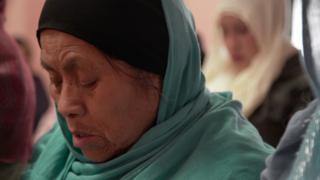 Mujer chamula musulmana