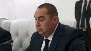 """Ігор Плотницький, ватажок бойовиків """"ЛНР"""""""