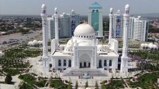 افتتاح رقیب بزرگترین مسجد اروپا