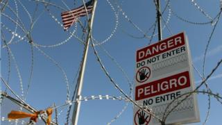 Frontera con EE.UU.