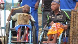 Mu Rwanda hari ibigo bigera kuri 50 bifasha abana bagendana ubumuga